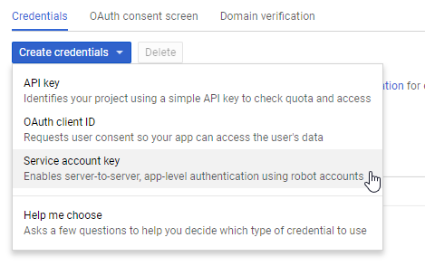 OAuth 2 0 server-to-server authorization flow between a Java